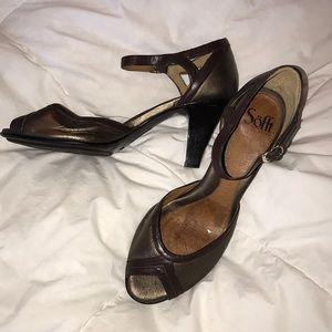 Sofft heels, size 9